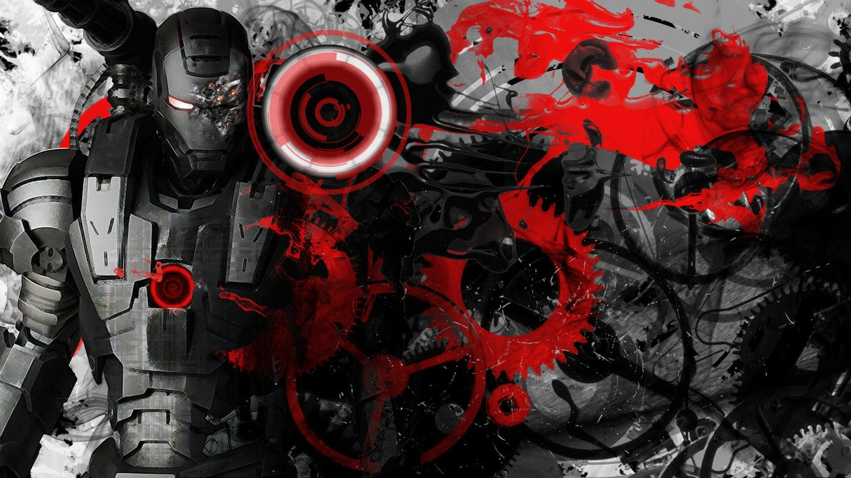 Fantastic Wallpaper Marvel Anime - Iron  You Should Have_14864.jpg