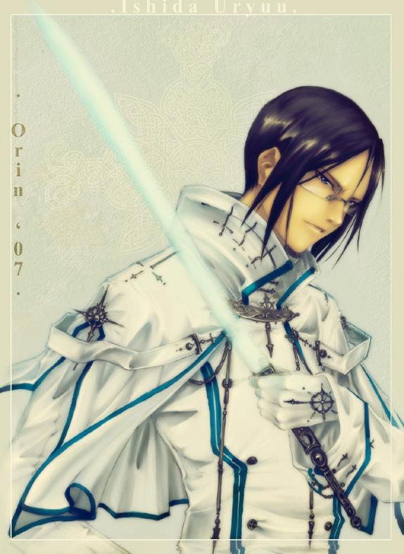 Tags: Anime, Orin, BLEACH, Ishida Uryuu, deviantART, Mobile Wallpaper