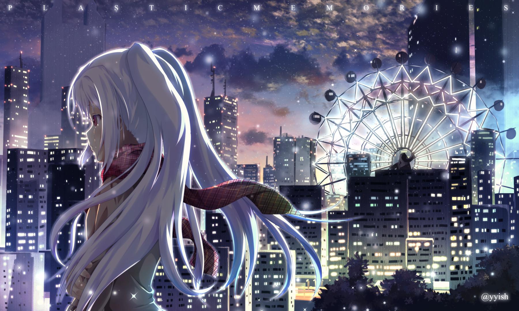 Isla (Plastic Memories) - Zerochan Anime Image Board