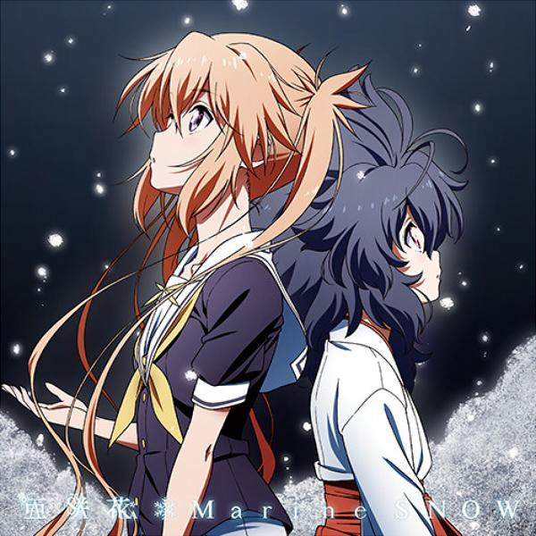 Tags: Anime, Island (VN), Kurutsu Karen, Garandou Sara, Official Art