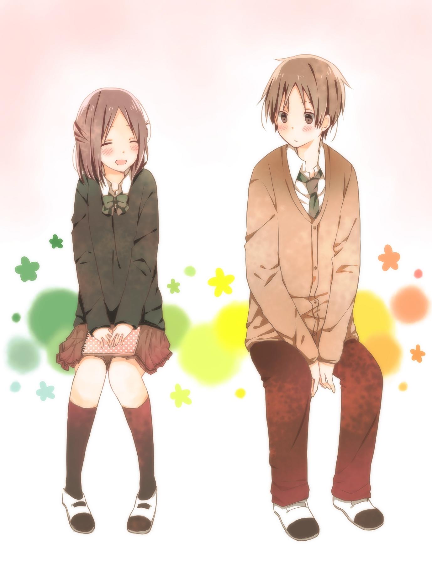kawaii anime girl wallpaper hd