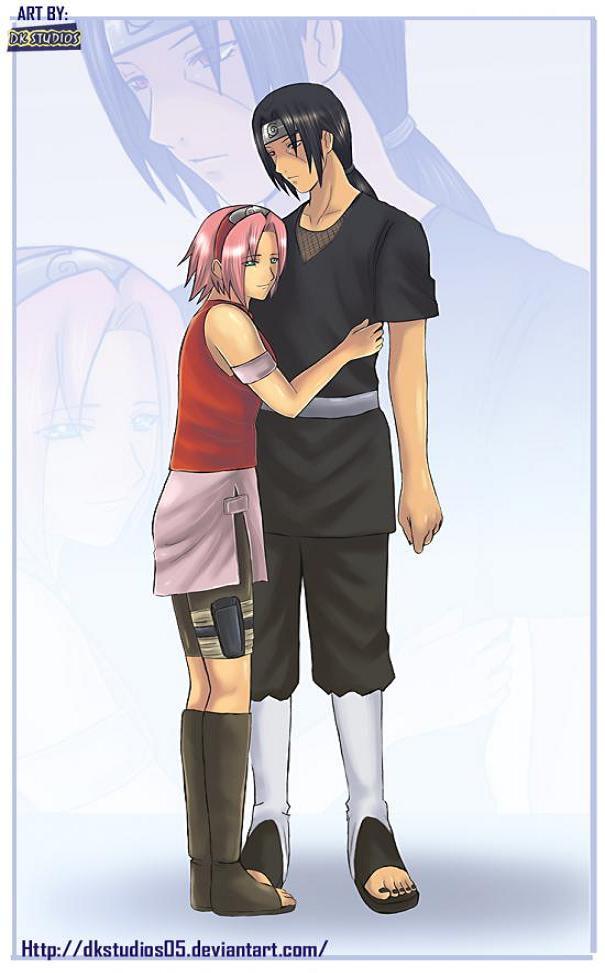 ItaSaku - NARUTO - Image #525369 - Zerochan Anime Image Board
