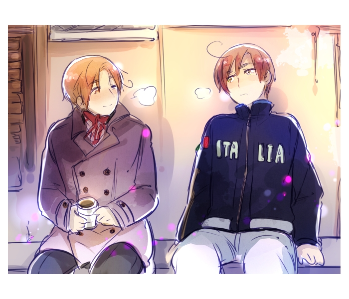 Hetalia Axis Powers Download Ita