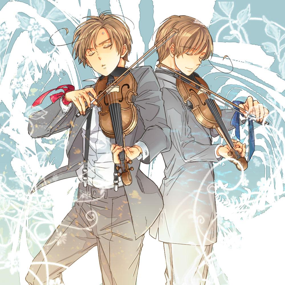 Italy brothers axis powers hetalia zerochan anime for Zerochan anime