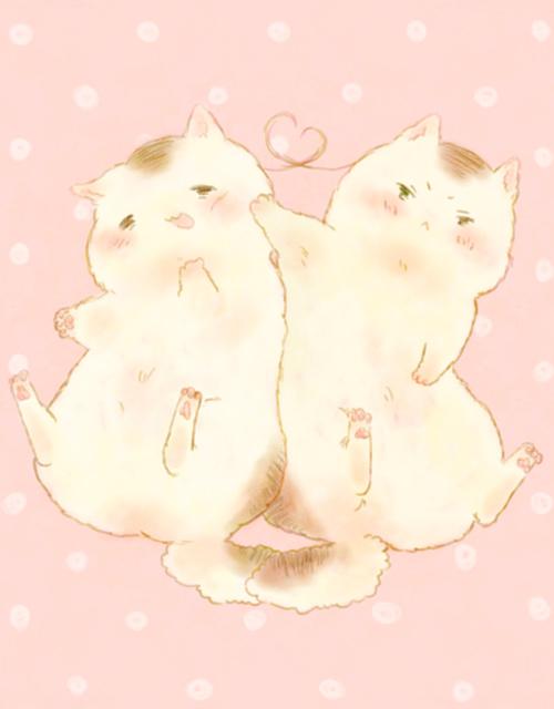 Tags: Anime, Pixiv Id 409730, Axis Powers: Hetalia, South Italy Cat, Italycat, Fanart, Nekotalia, Pixiv, Italy Brothers