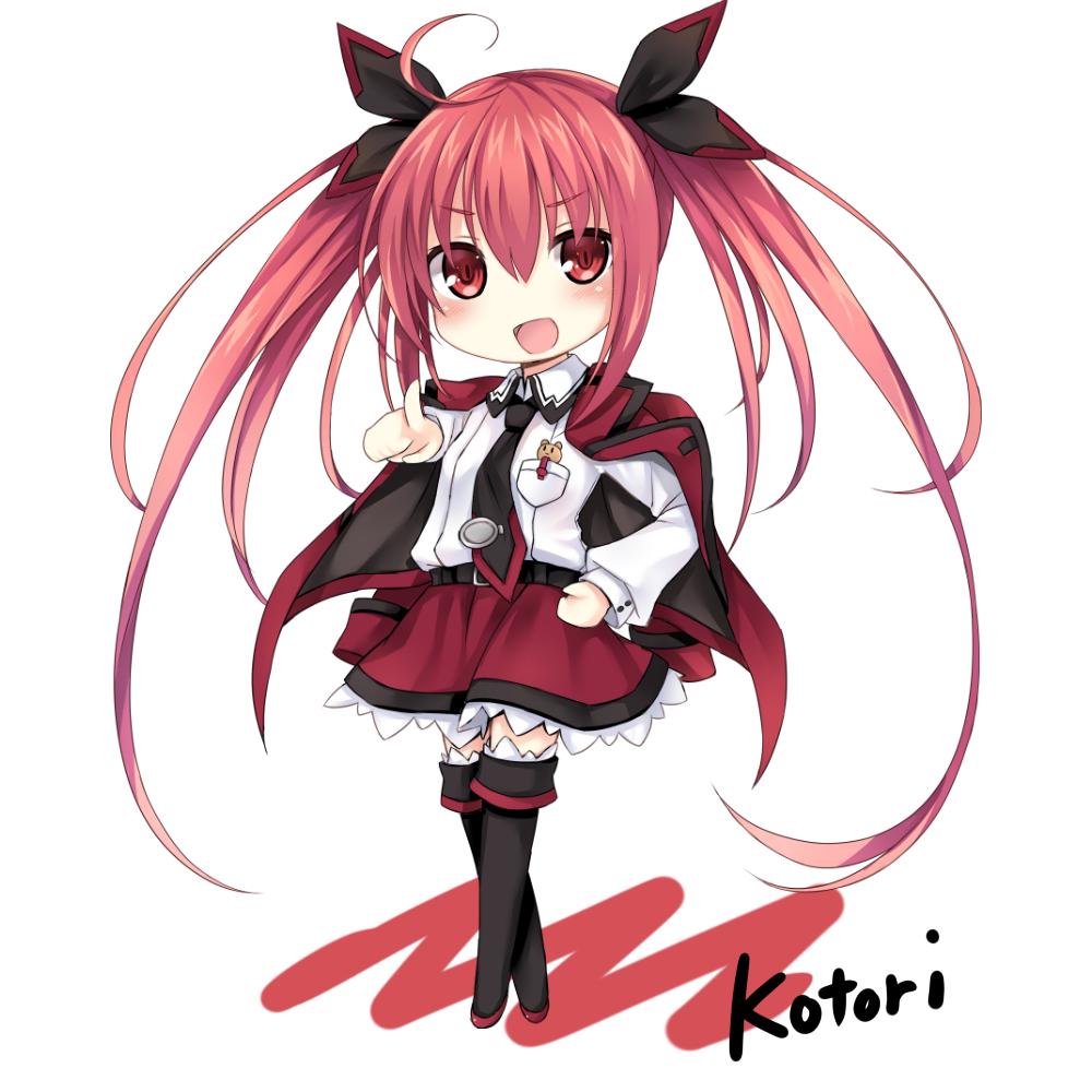 Itsuka Kotori - Date A Live - ...