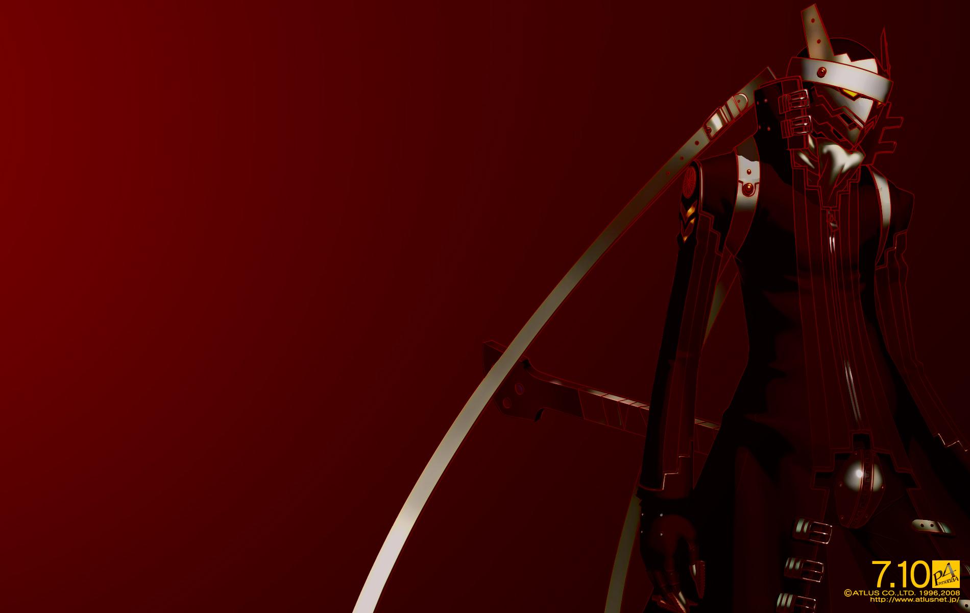 Persona 4 Izanagi Magatsu Izanagi/#1455552 - Zer...