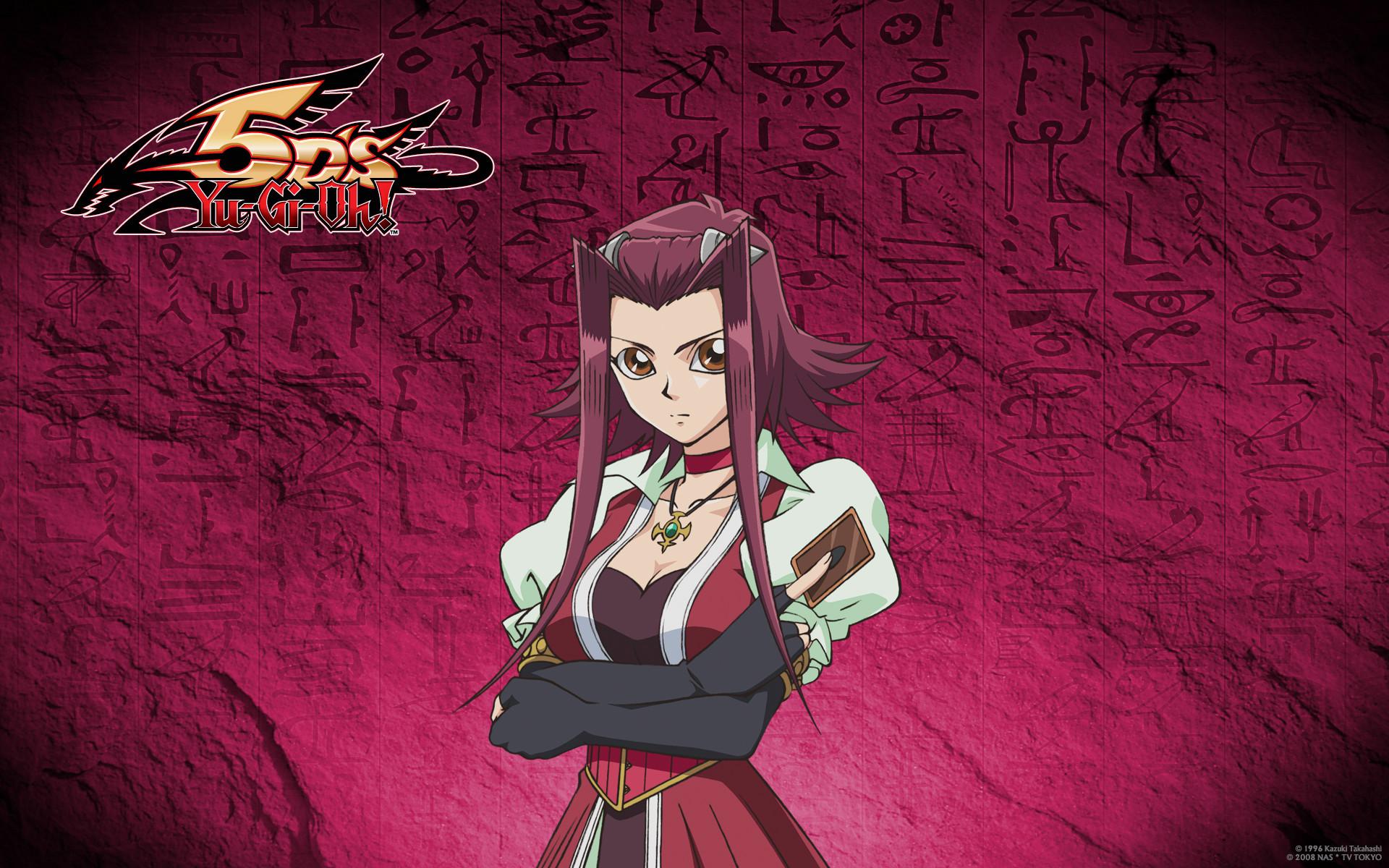 Izayoi Aki (Akiza Izinski), Wallpaper - Zerochan Anime ...  Izayoi Aki (Aki...