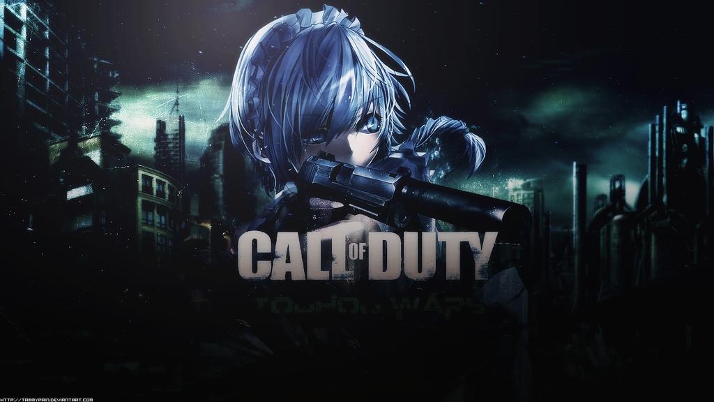 Call Of Duty Wallpaper Zerochan Anime Image Board