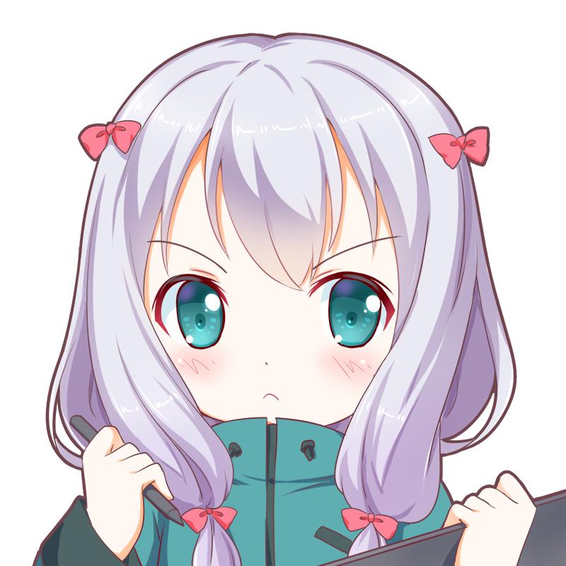 Izumi Sagiri - Eromanga Sensei