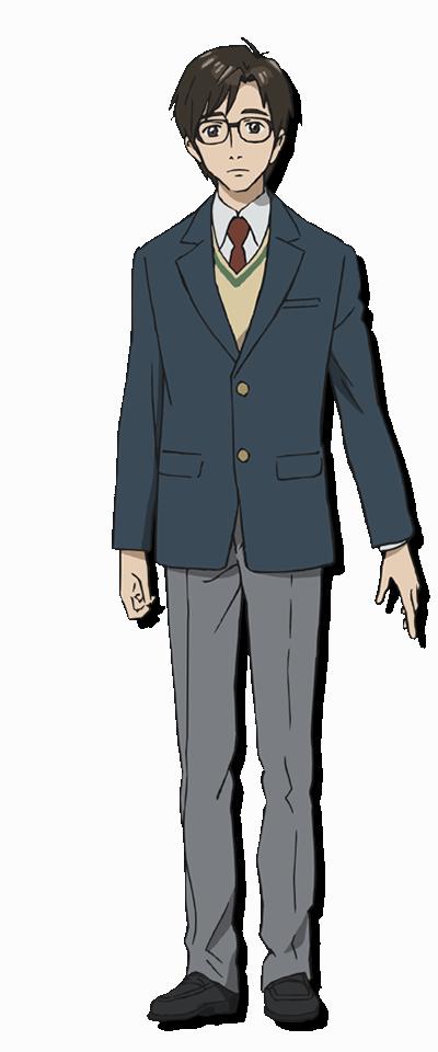 Tags: Anime, Hiramatsu Tadashi, MADHOUSE, Kiseijuu, Izumi Shinichi, Official Art, Cover Image