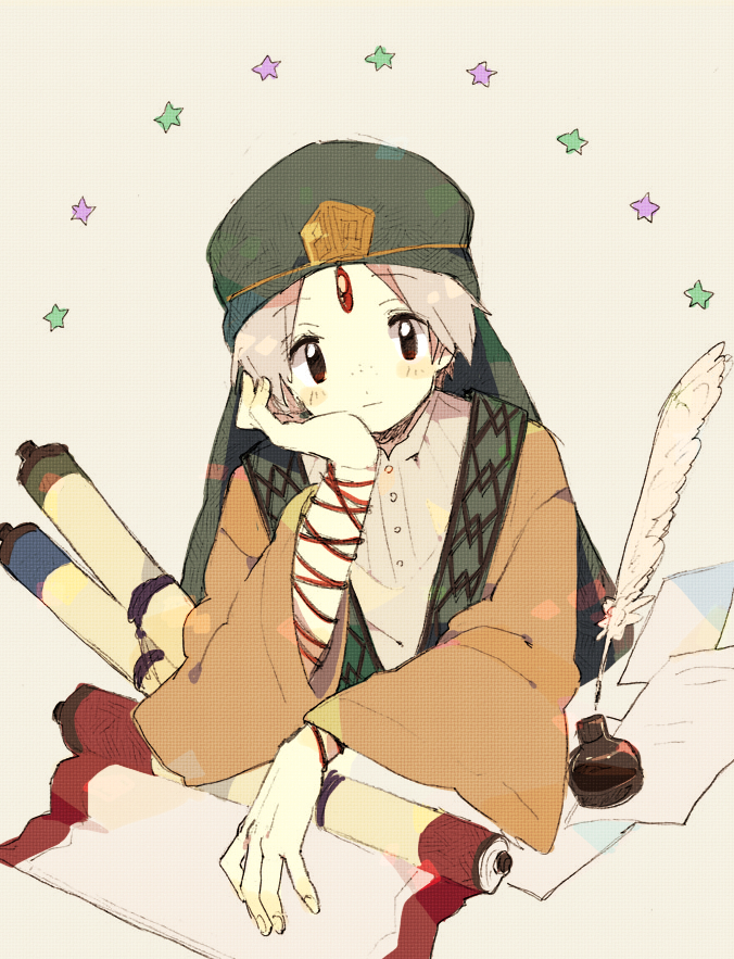 Tags: Anime, Pixiv Id 5946554, MAGI: The Labyrinth of Magic, Ja'far, Pixiv, Fanart, Fanart From Pixiv