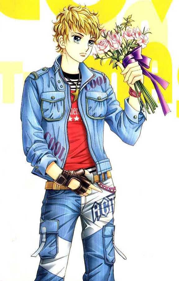 Tags: Anime, Han Yu Rang, Love in the Mask, Ja Chiho