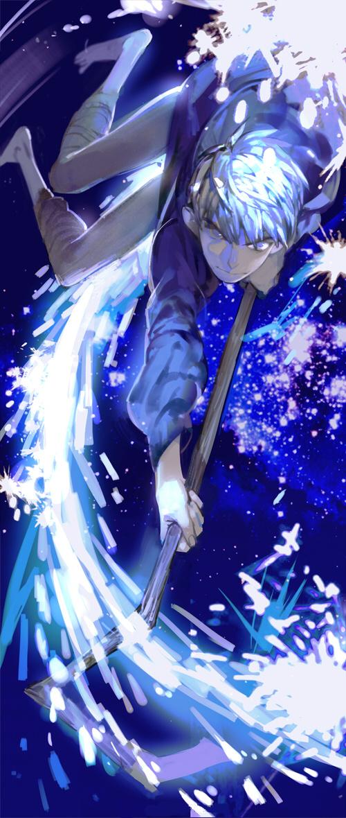 Tags: Anime, shishio*, Rise of the Guardians, Jack Frost, Fanart, Pixiv