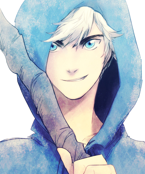Tags anime dkb rise of the guardians jack frost staff blue