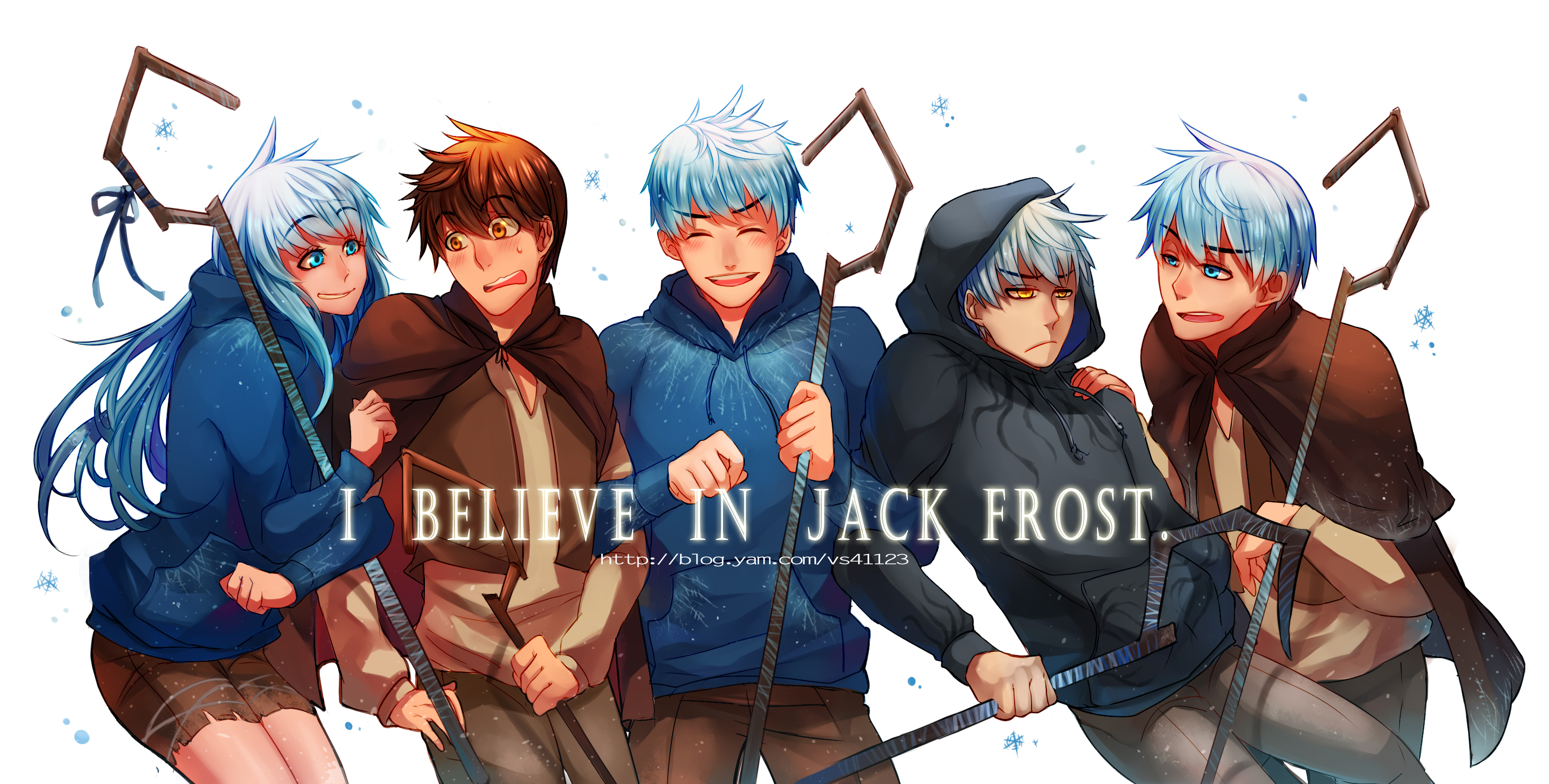 Jack Frost Rise Of The Guardians Wallpaper 1651800 Zerochan