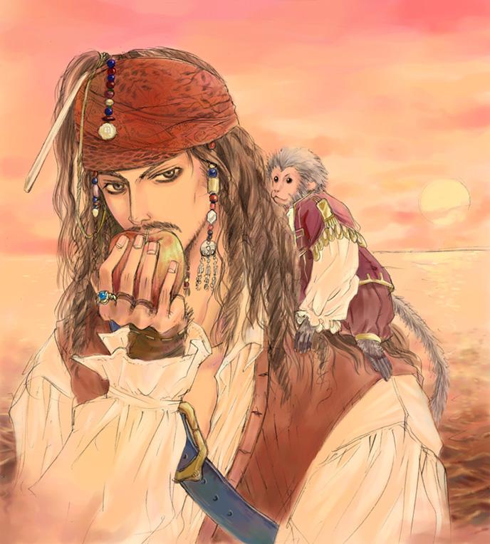 captain jack pirate