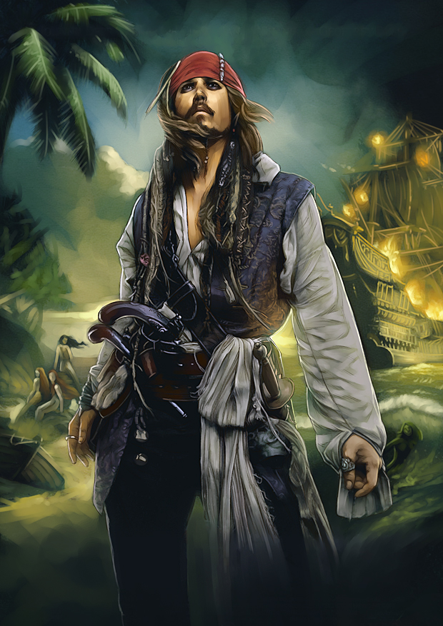 Jack sparrow pirates of the caribbean zerochan anime image board jack sparrow altavistaventures Image collections