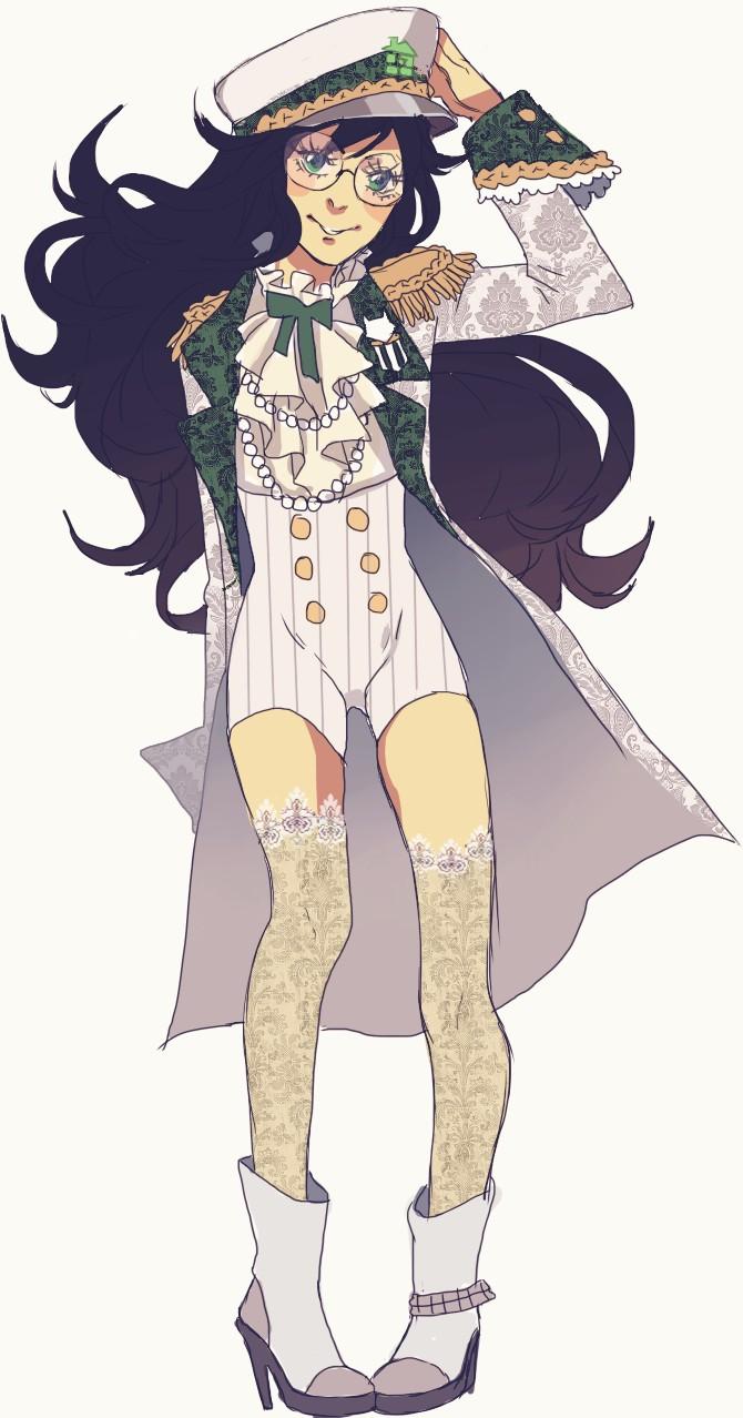 Jade Harley Homestuck Zerochan Anime Image Board