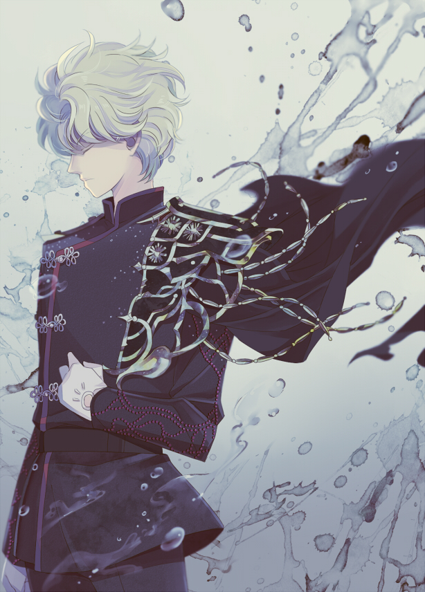 Tags: Anime, Saki Kunkatan, Bishoujo Senshi Sailor Moon, Jadeite, Pixiv, Mobile Wallpaper, Fanart From Pixiv, Fanart