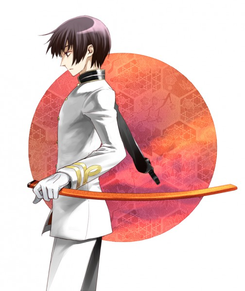 Hetalia Axis Powers Japan