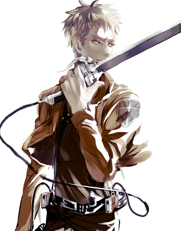 Jean Kirschstein Attack On Titan Zerochan Anime Image Board