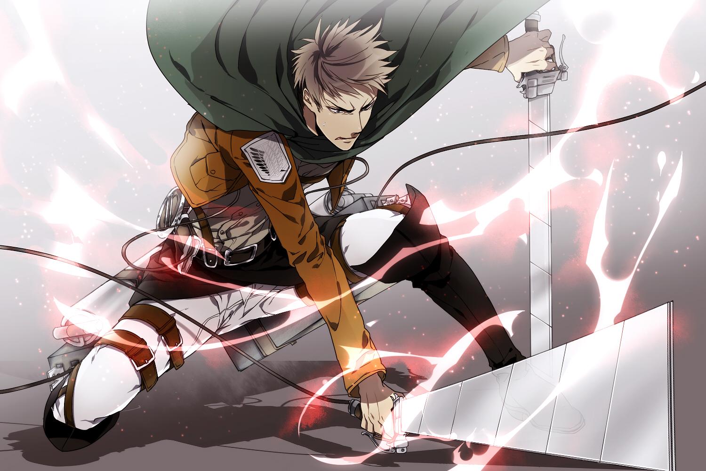 Jean Kirschstein Attack On Titan Zerochan Anime Image Board