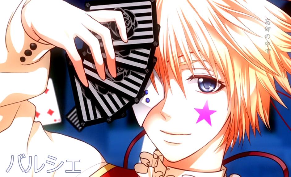 Anime Jester Characters : Jester song image  zerochan anime board
