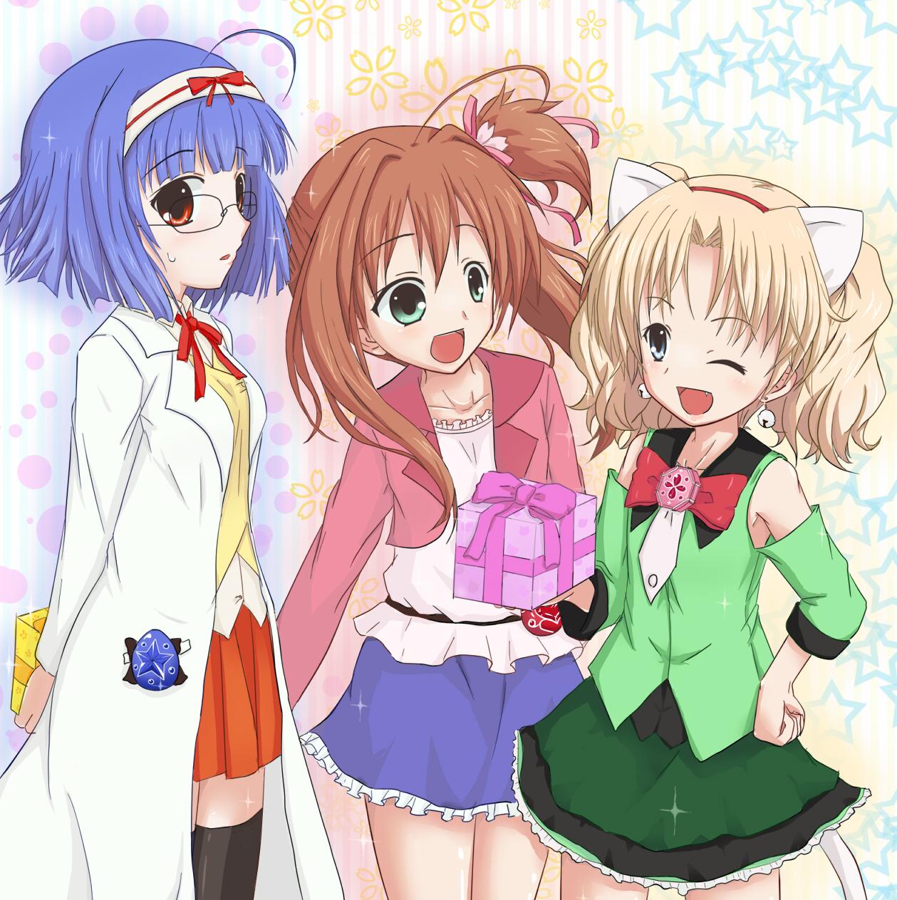 Sara jewelpet tinkle jewelpet tinkle zerochan anime image board - Jewelpet saison 6 ...