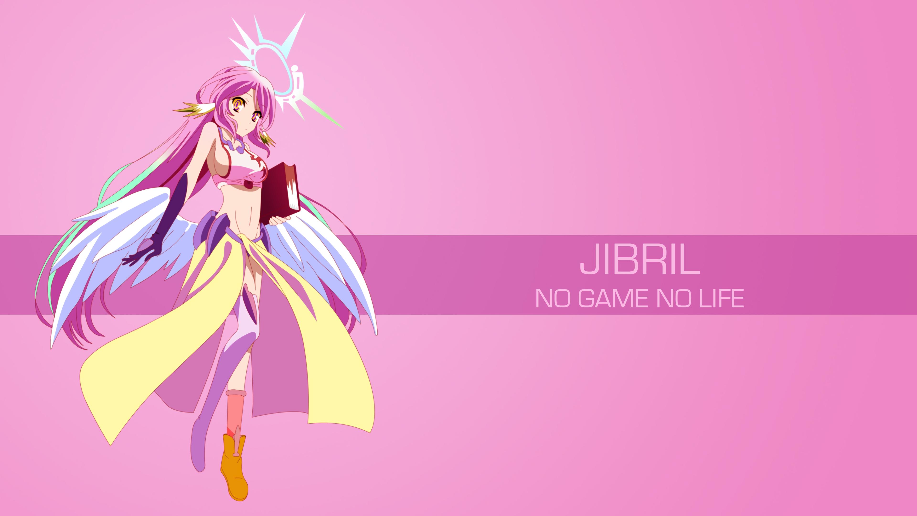 Jibril No Game No Life Hd Wallpaper 2051164 Zerochan Anime