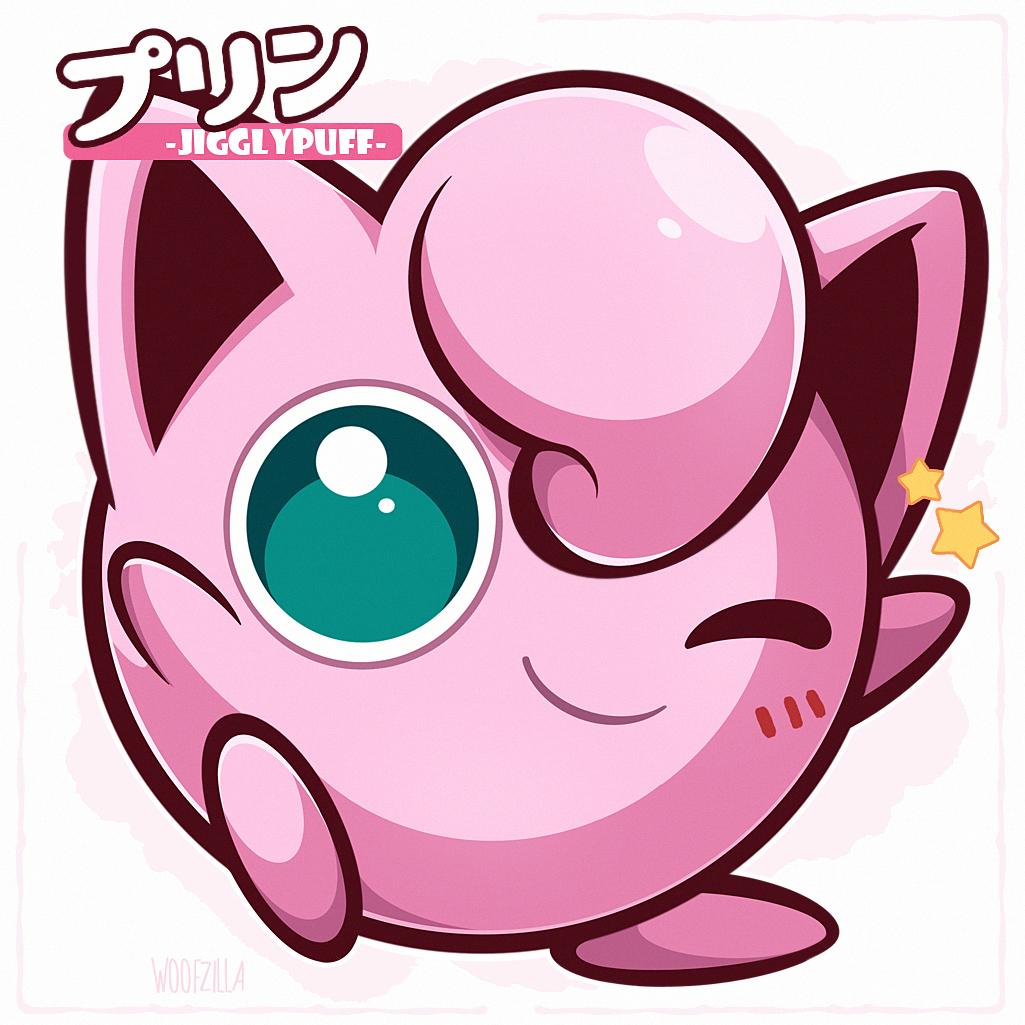 Jigglypuff Pokémon Image 2467028 Zerochan Anime Image Board