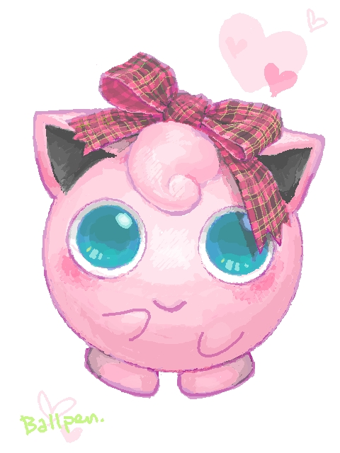 Tags: Anime, Pokémon, Jigglypuff, Artist Request