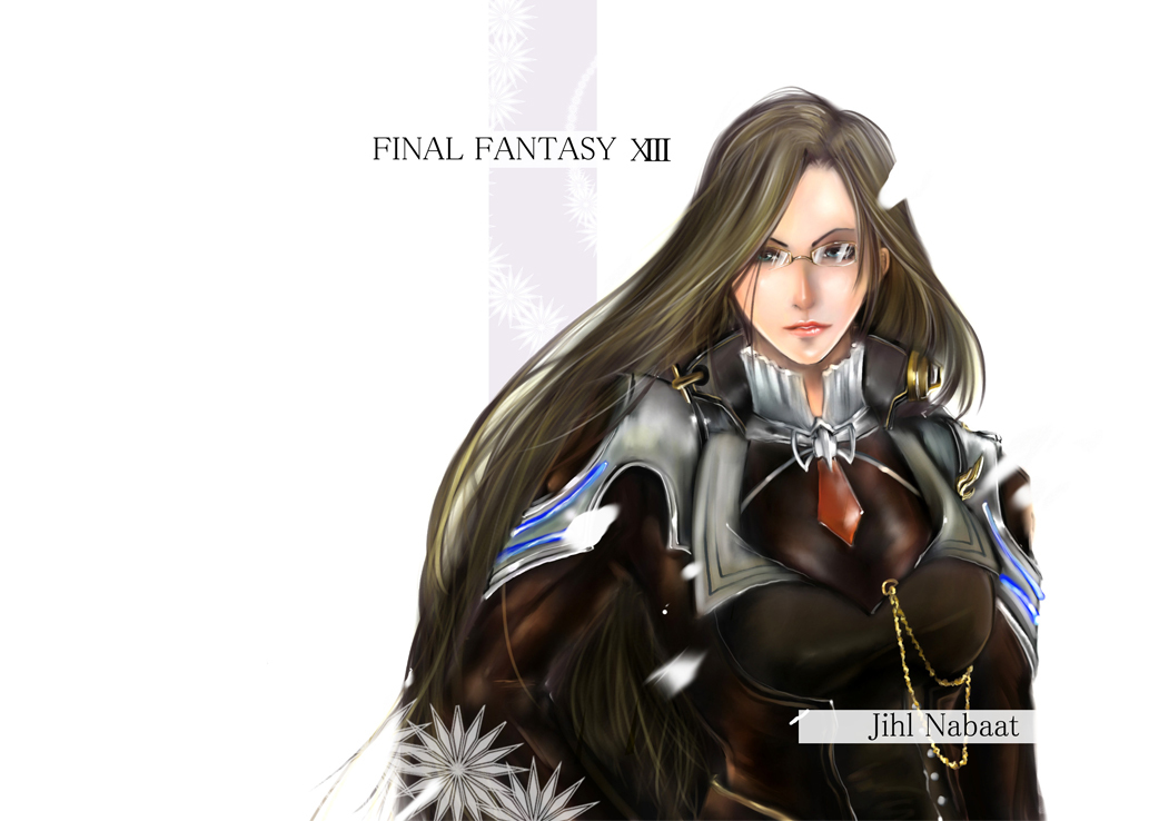 Jihl in bad ass female final fantasy