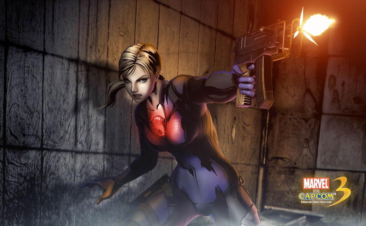 Marvel Vs Capcom Wallpaper Zerochan Anime Image Board