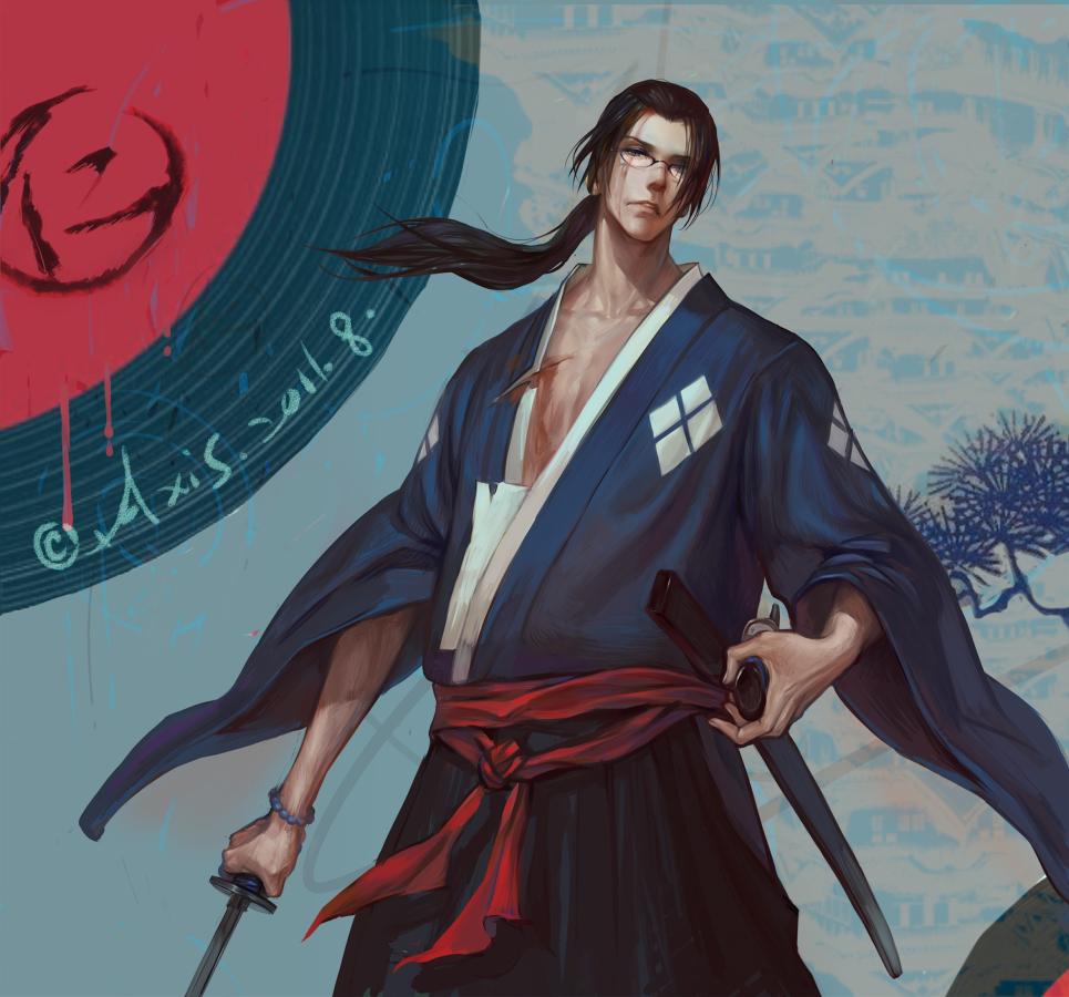 Jin Samurai Champloo Zerochan Anime Image Board
