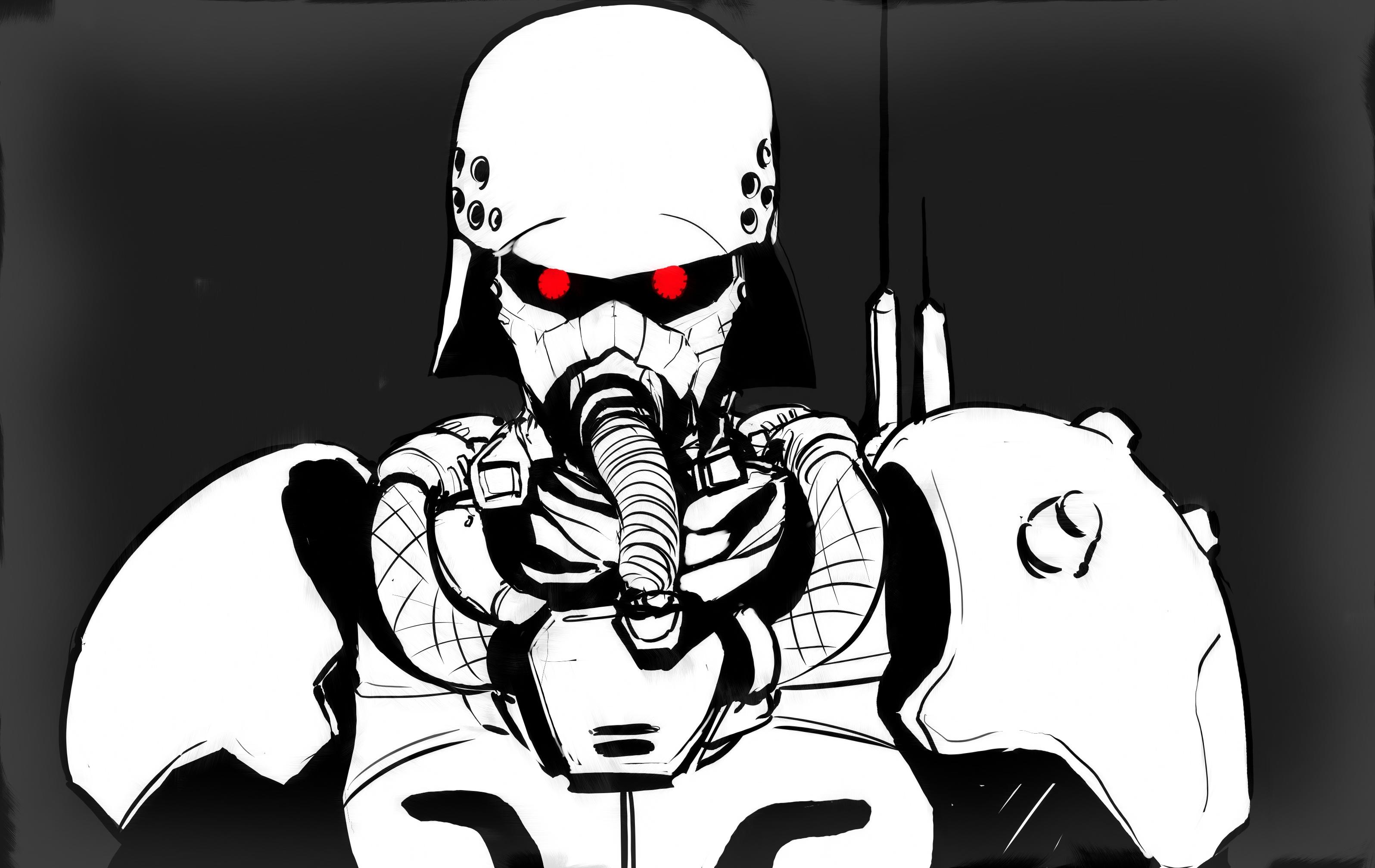 Jin Roh Zerochan Anime Image Board