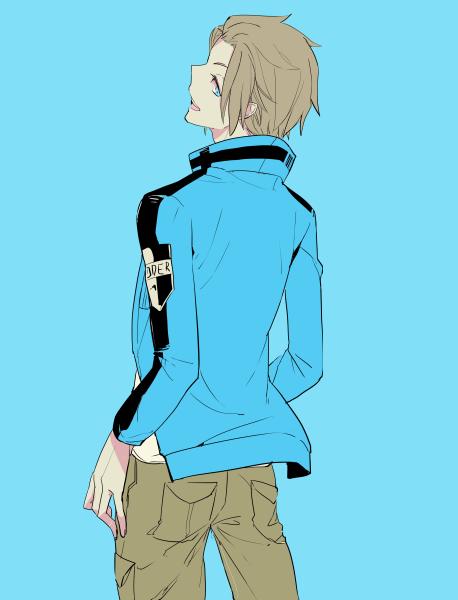 Tags: Anime, Pixiv Id 2146956, World Trigger, Jin Yuuichi, Pixiv, Fanart, Fanart From Pixiv