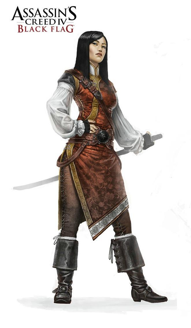 Assassin S Creed Iv Black Flag Zerochan Anime Image Board