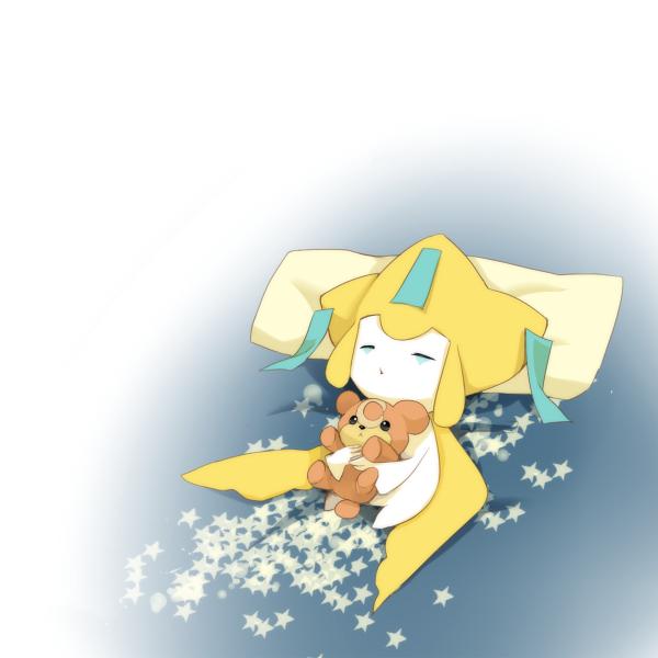 Jirachi Pokémon Zerochan Anime Image Board