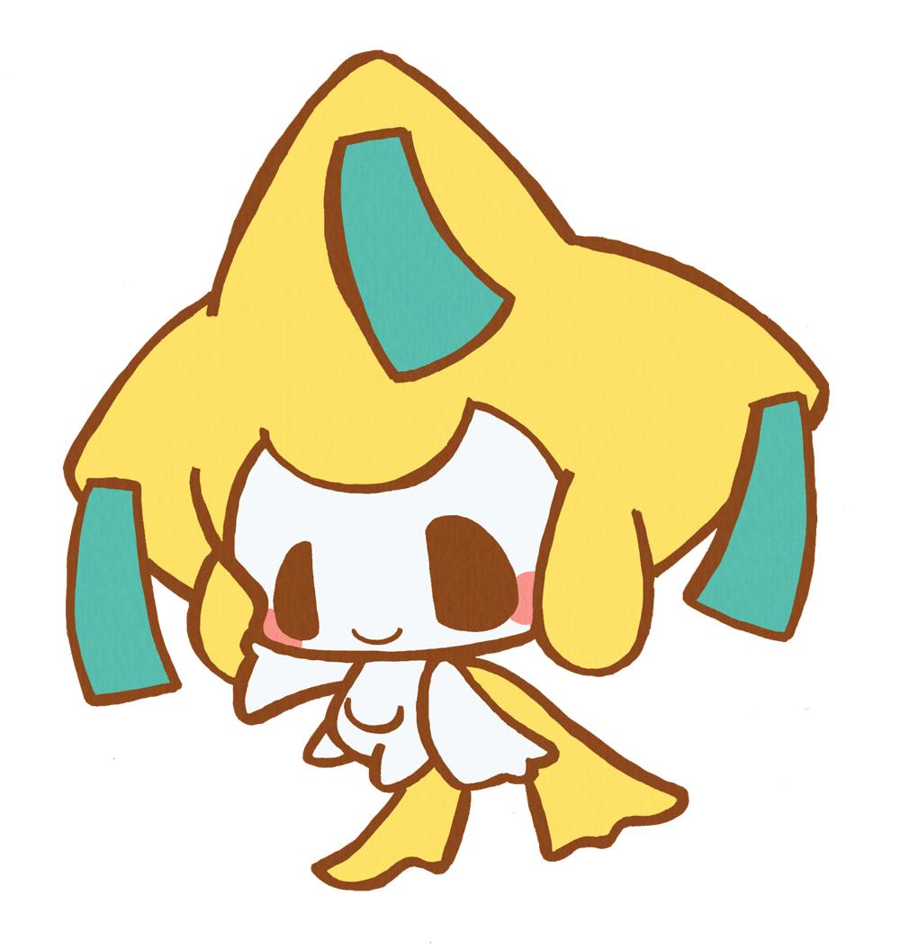 Jirachi Pok 233 Mon Image 1919518 Zerochan Anime Image Board