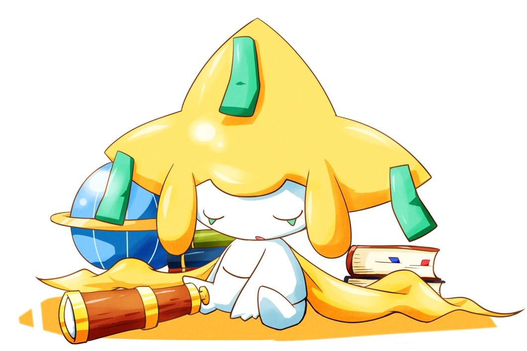 Jirachi Pok 233 Mon Image 2016775 Zerochan Anime Image Board