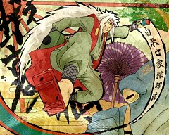 Jiraiya Wallpaper