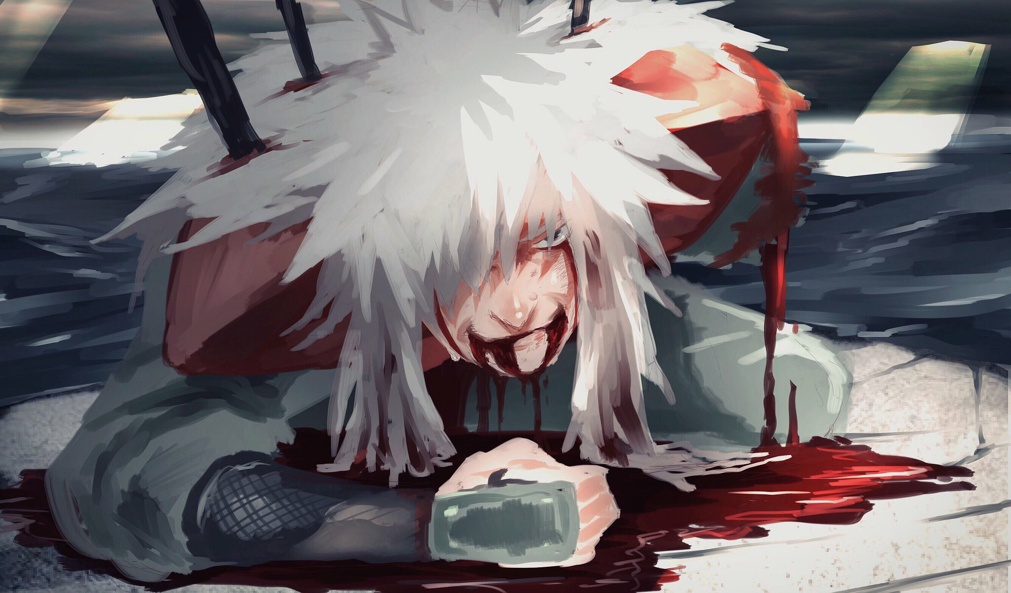 Jiraiya Naruto Image 2443240 Zerochan Anime Image Board