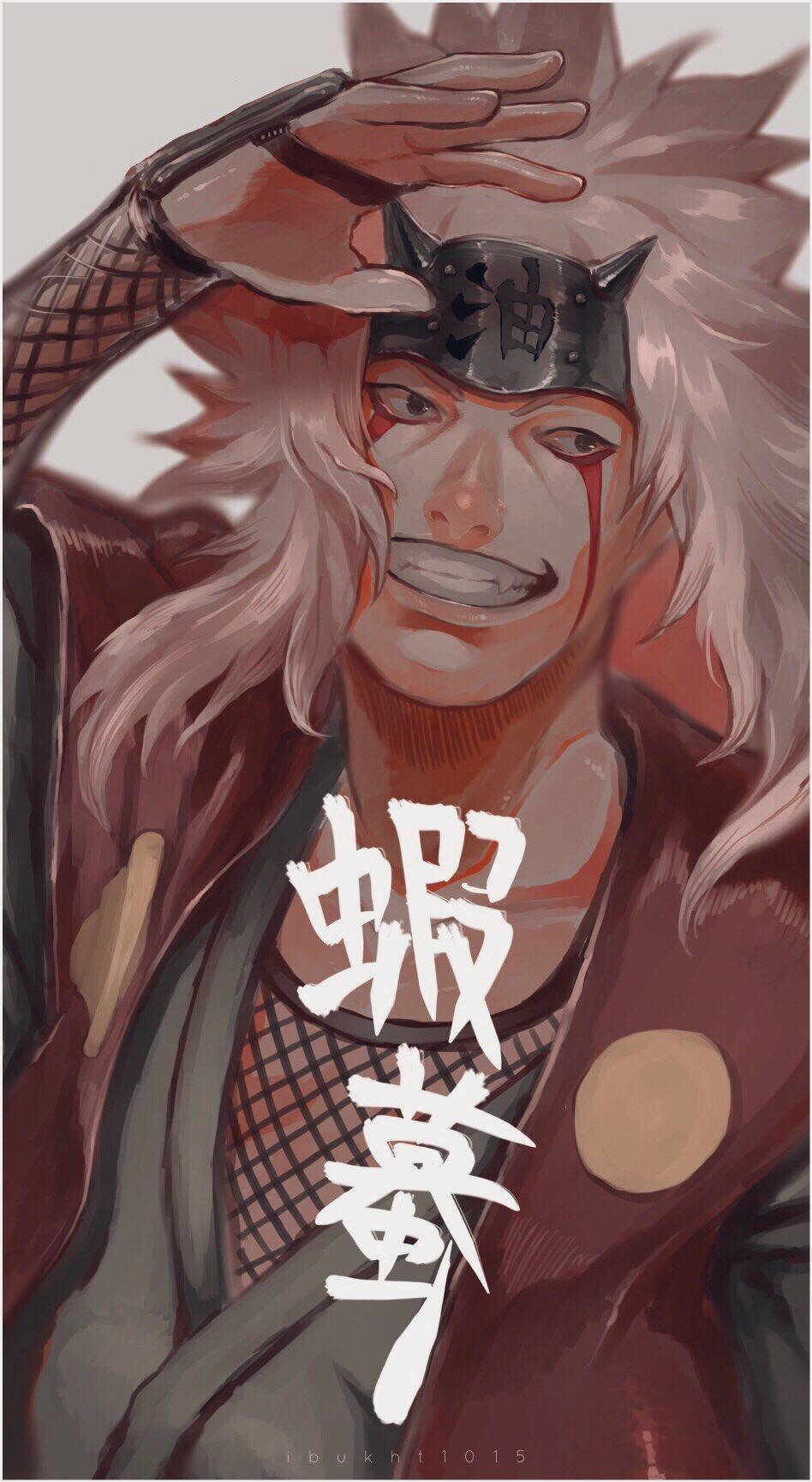 Jiraiya Naruto Image 2533786 Zerochan Anime Image Board