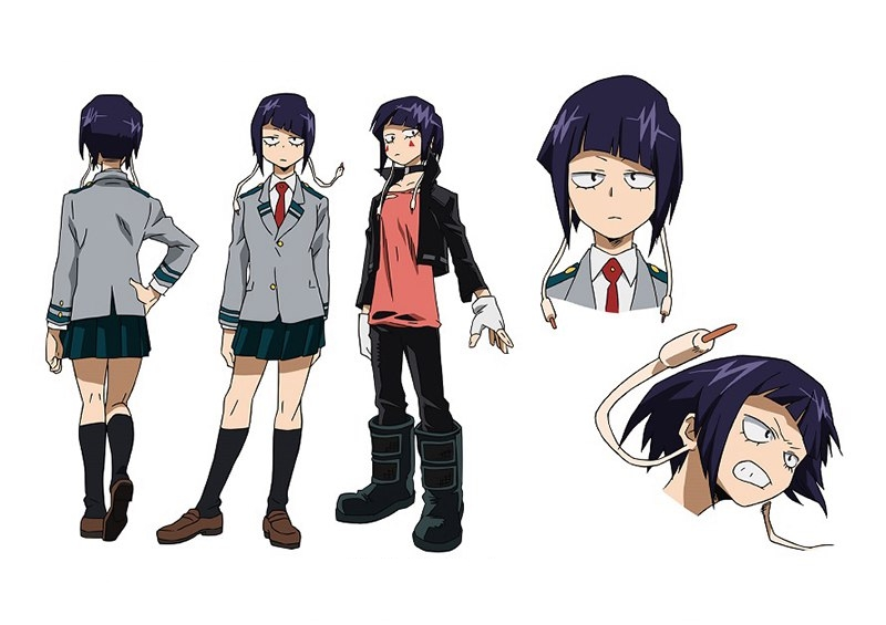 Jirou Kyouka Boku No Hero Academia Zerochan Anime Image Board