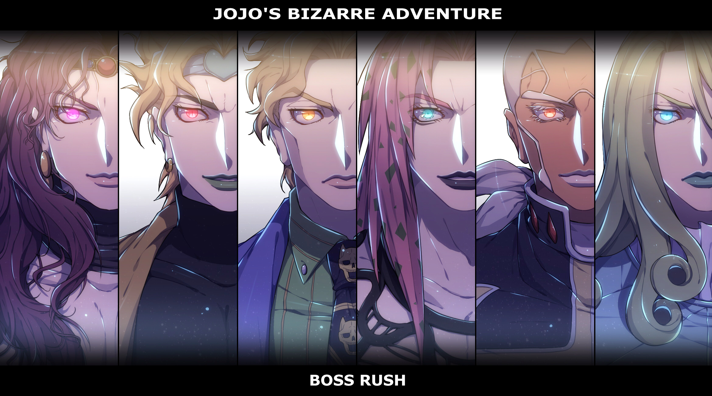 Jojo No Kimyou Na Bouken Jojo S Bizarre Adventure Wallpaper