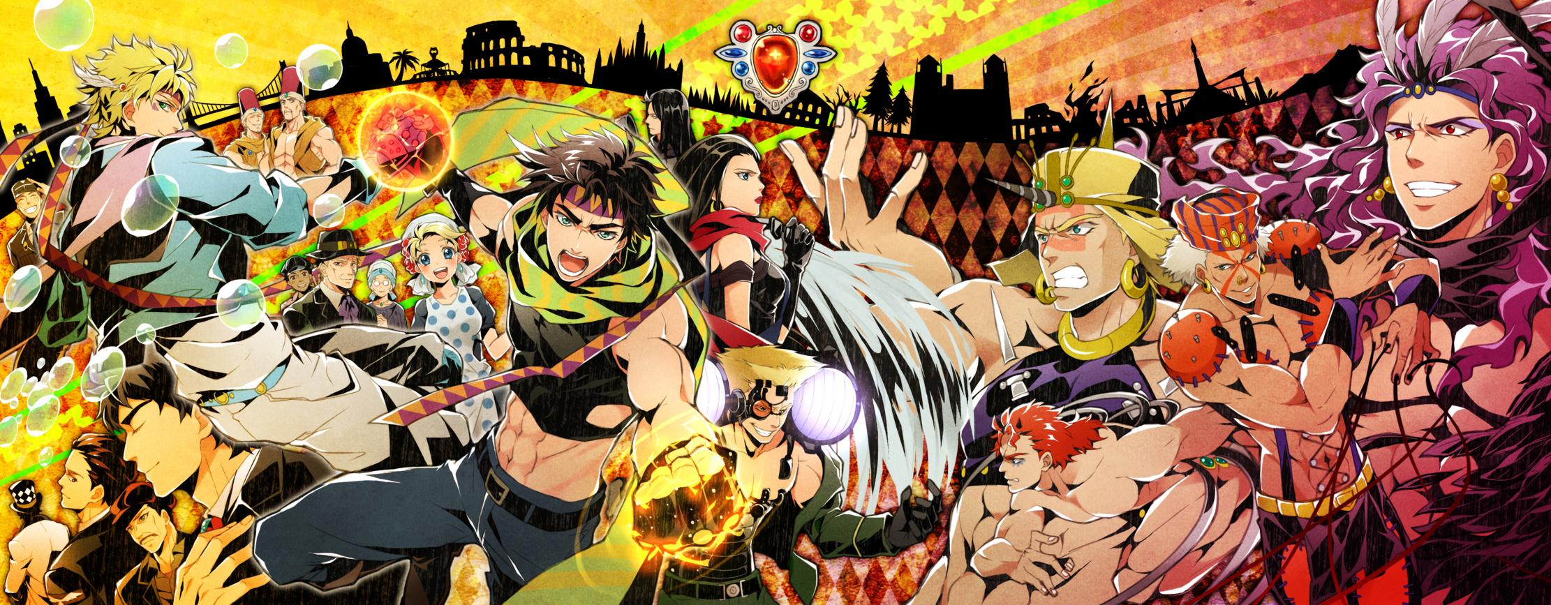 Rudolph Von Stroheim Battle Tendency Zerochan Anime