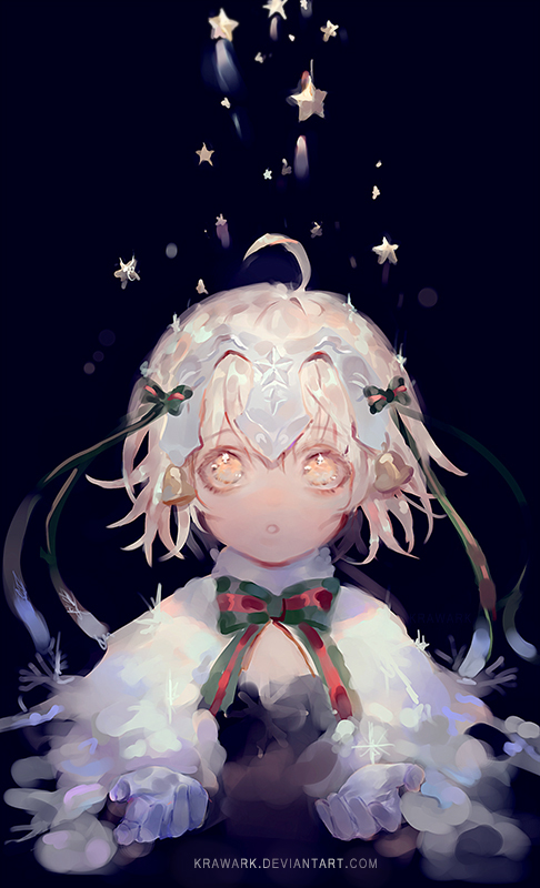 Tags: Anime, Renos (Artist), Fate/Grand Order, Joan Alter Santa Lily, Joan Alter, Joan of Arc (Fate/Apocrypha), Fanart From Pixiv, Pixiv, Fanart