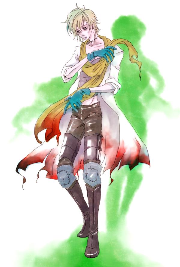 Tags: Anime, Pixiv Id 2731356, Shaman King, Johann Faust VIII, Pixiv, Fanart, Fanart From Pixiv