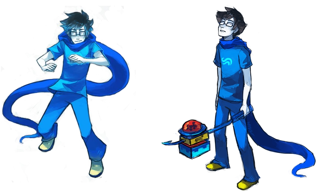 Favorites Of Lightningsha Tagged John Egbert Zerochan